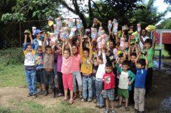 La campaña enviará nuevos juguetes para cientos de niños sin recursos