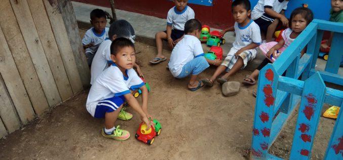 Nuestro compromiso con la infancia desfavorecida de Latinoamérica
