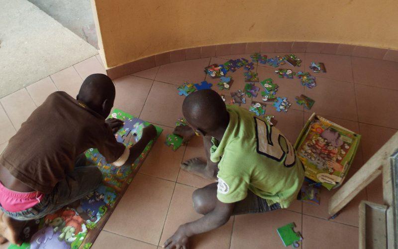Apoyando el derecho al juego en Benín