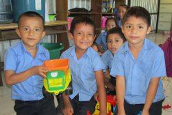 Nuestra presencia en El Salvador con Plan Internacional