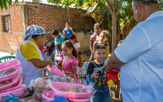 Millones de niños se han beneficiado de nuestra iniciativa