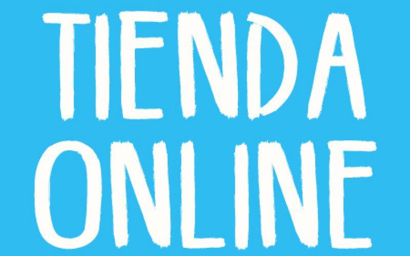 ¡Ya tenemos tienda online!