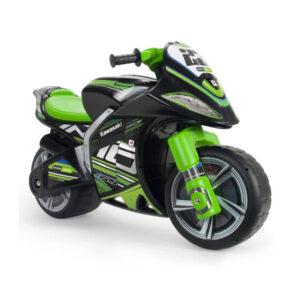 Moto Kawasaki de juguete